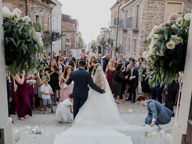 Il matrimonio di Denny e Massimiliana a Pizzo, Vibo Valentia 42