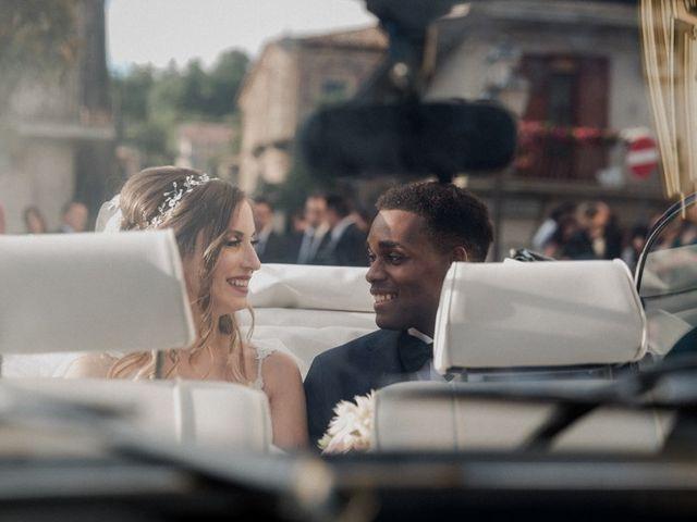 Il matrimonio di Denny e Massimiliana a Pizzo, Vibo Valentia 43