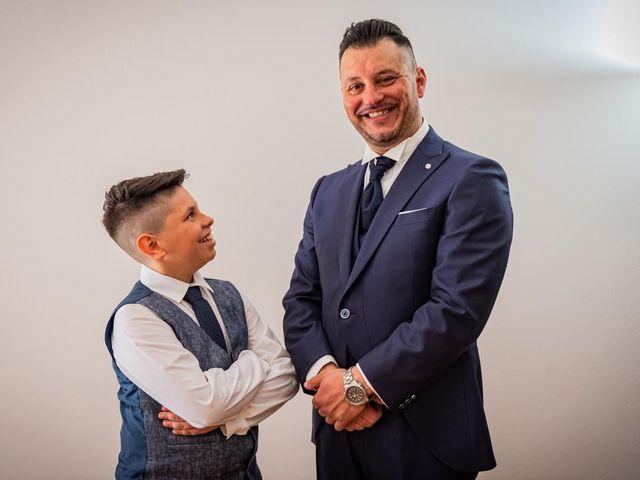 Il matrimonio di Fabio e Emanuela a Concorezzo, Monza e Brianza 9