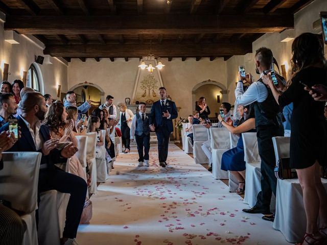 Il matrimonio di Fabio e Emanuela a Concorezzo, Monza e Brianza 23