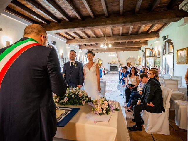 Il matrimonio di Fabio e Emanuela a Concorezzo, Monza e Brianza 27