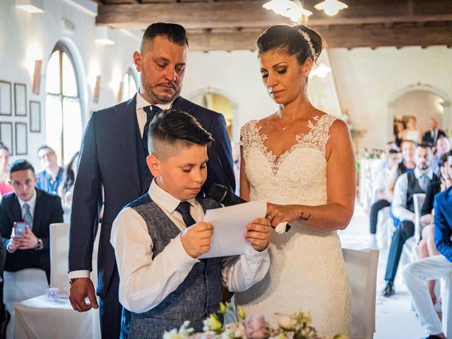 Il matrimonio di Fabio e Emanuela a Concorezzo, Monza e Brianza 28