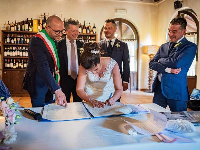 Il matrimonio di Fabio e Emanuela a Concorezzo, Monza e Brianza 30