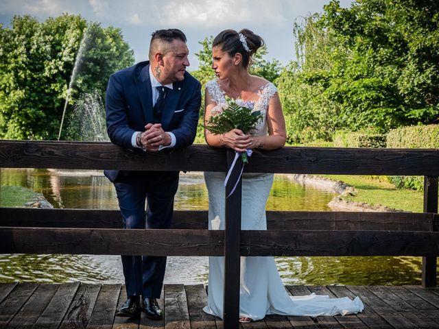 Il matrimonio di Fabio e Emanuela a Concorezzo, Monza e Brianza 37