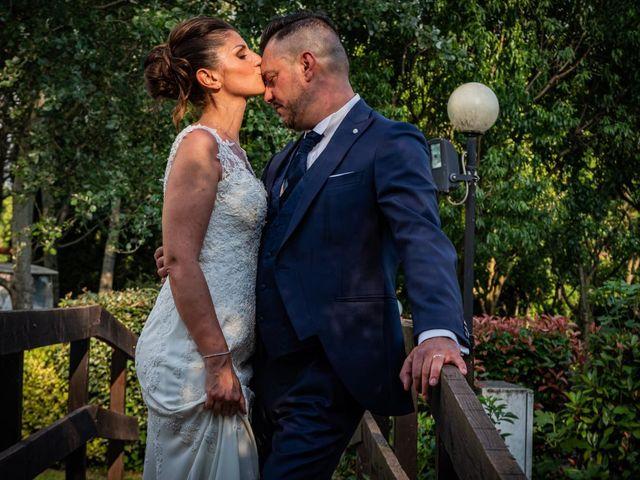 Il matrimonio di Fabio e Emanuela a Concorezzo, Monza e Brianza 40