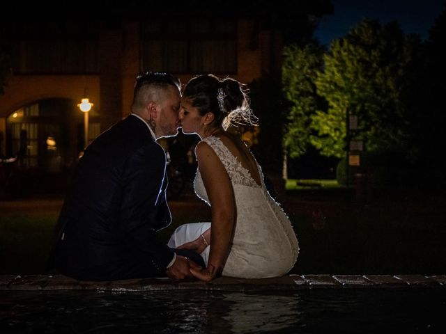 Il matrimonio di Fabio e Emanuela a Concorezzo, Monza e Brianza 57