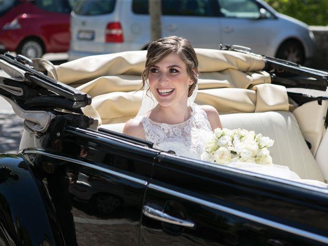 Il matrimonio di Manuel e Danila a Carvico, Bergamo 7