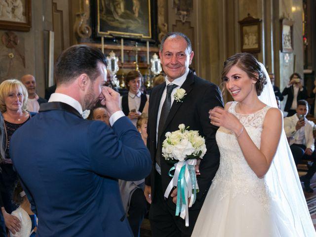 Il matrimonio di Manuel e Danila a Carvico, Bergamo 8