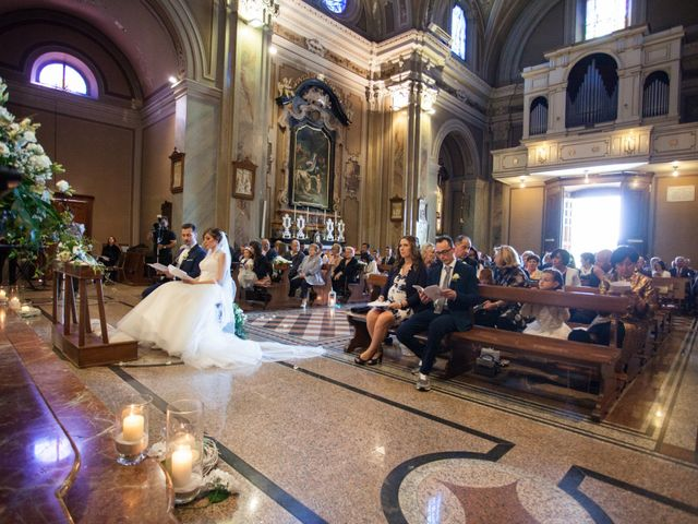 Il matrimonio di Manuel e Danila a Carvico, Bergamo 10