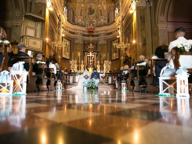 Il matrimonio di Manuel e Danila a Carvico, Bergamo 11