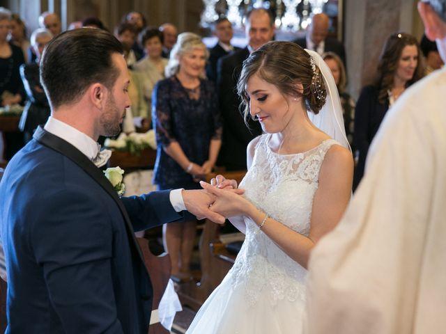 Il matrimonio di Manuel e Danila a Carvico, Bergamo 14