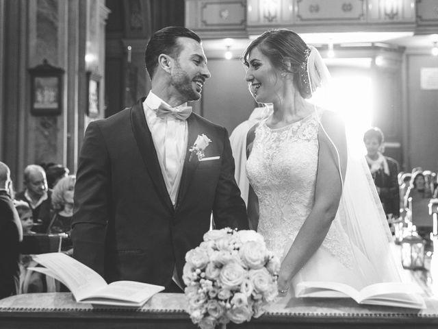 Il matrimonio di Manuel e Danila a Carvico, Bergamo 15
