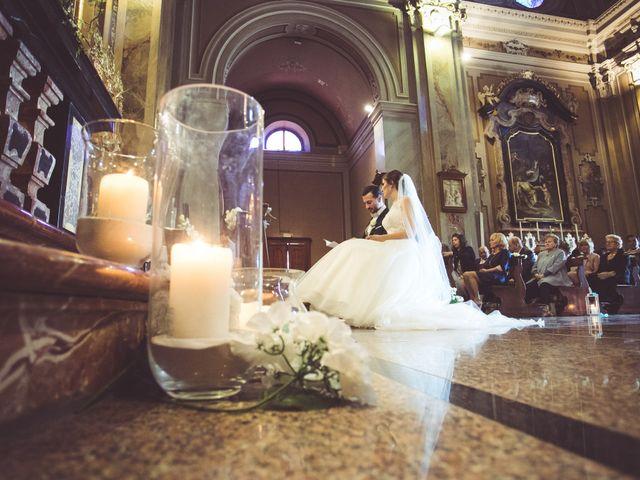 Il matrimonio di Manuel e Danila a Carvico, Bergamo 16