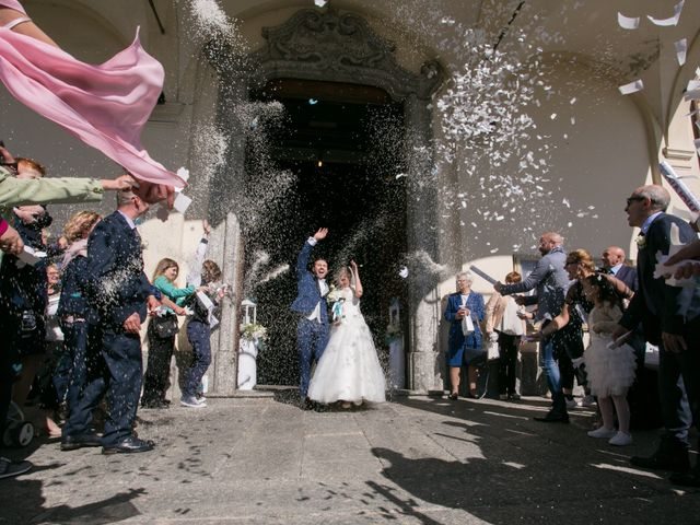 Il matrimonio di Manuel e Danila a Carvico, Bergamo 17