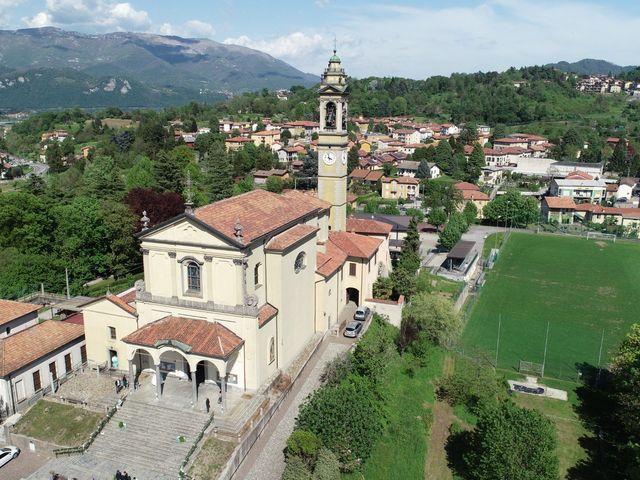 Il matrimonio di Manuel e Danila a Carvico, Bergamo 20