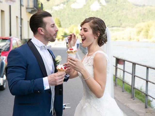 Il matrimonio di Manuel e Danila a Carvico, Bergamo 22