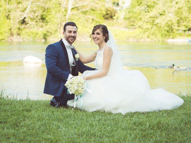 Il matrimonio di Manuel e Danila a Carvico, Bergamo 24