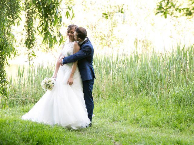 Il matrimonio di Manuel e Danila a Carvico, Bergamo 25