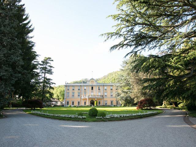Il matrimonio di Manuel e Danila a Carvico, Bergamo 26