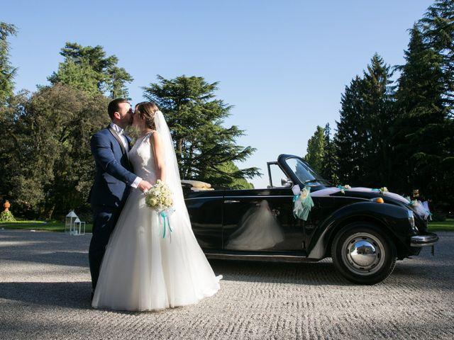 Il matrimonio di Manuel e Danila a Carvico, Bergamo 27