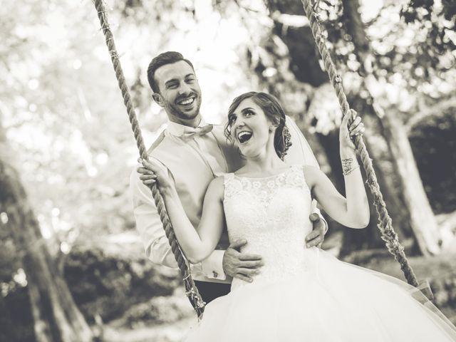 Il matrimonio di Manuel e Danila a Carvico, Bergamo 30