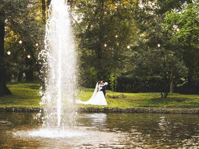 Il matrimonio di Manuel e Danila a Carvico, Bergamo 31