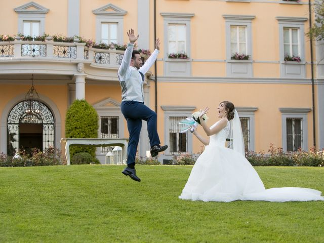 Il matrimonio di Manuel e Danila a Carvico, Bergamo 33