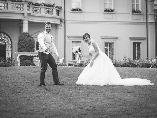 Il matrimonio di Manuel e Danila a Carvico, Bergamo 34