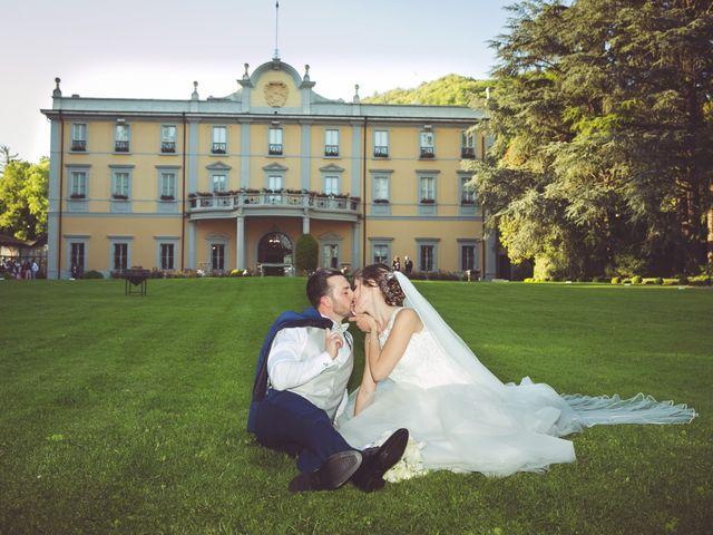 Il matrimonio di Manuel e Danila a Carvico, Bergamo 36