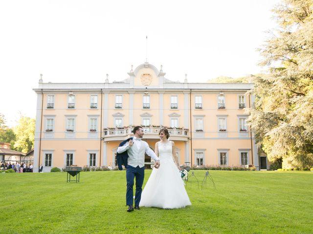 Il matrimonio di Manuel e Danila a Carvico, Bergamo 37