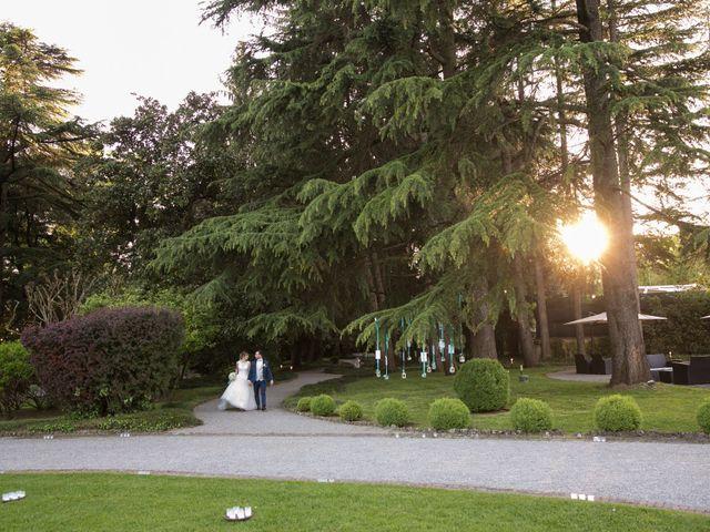 Il matrimonio di Manuel e Danila a Carvico, Bergamo 38
