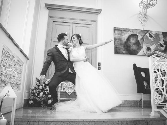 Il matrimonio di Manuel e Danila a Carvico, Bergamo 43
