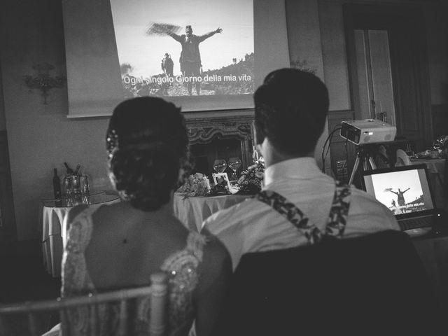 Il matrimonio di Manuel e Danila a Carvico, Bergamo 49
