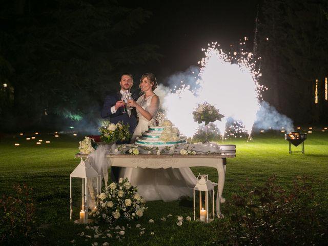 Il matrimonio di Manuel e Danila a Carvico, Bergamo 51