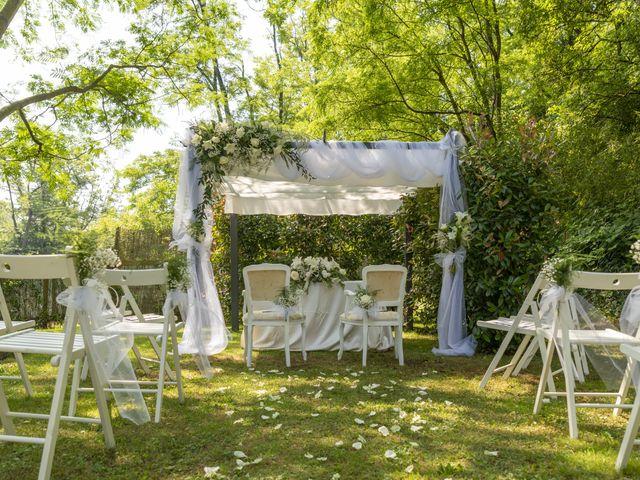 Il matrimonio di Giuseppe e Maria a Galliate, Novara 15