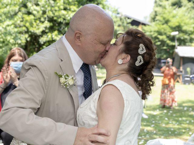 Il matrimonio di Giuseppe e Maria a Galliate, Novara 21