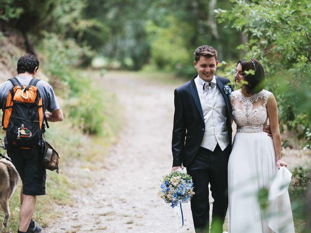 Il matrimonio di Simone e Alice a Saint-Nicolas, Aosta 4