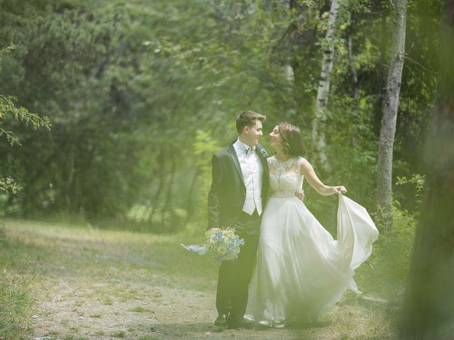 Il matrimonio di Simone e Alice a Saint-Nicolas, Aosta 5