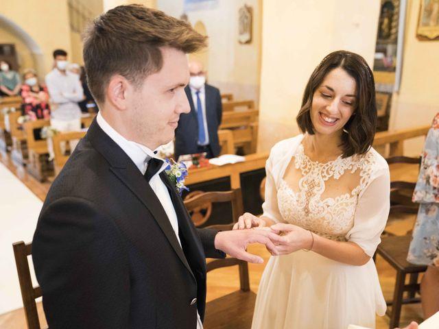 Il matrimonio di Simone e Alice a Saint-Nicolas, Aosta 23