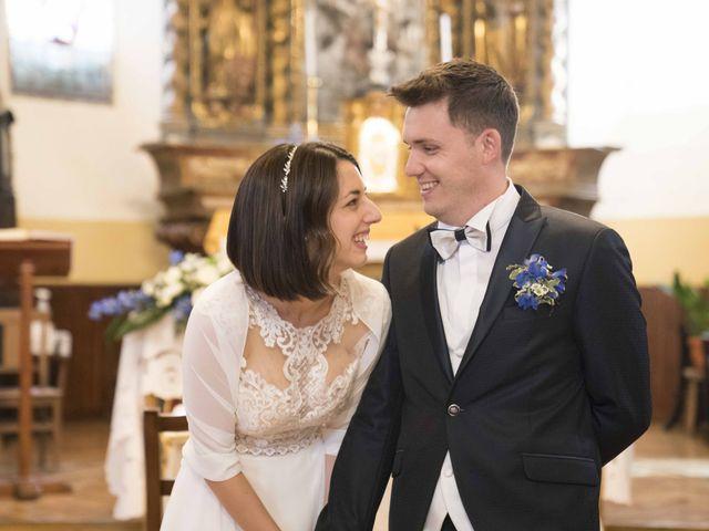 Il matrimonio di Simone e Alice a Saint-Nicolas, Aosta 24