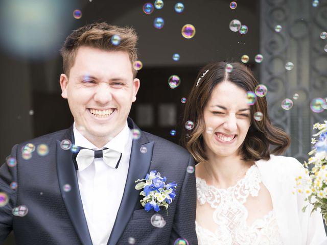 Il matrimonio di Simone e Alice a Saint-Nicolas, Aosta 25