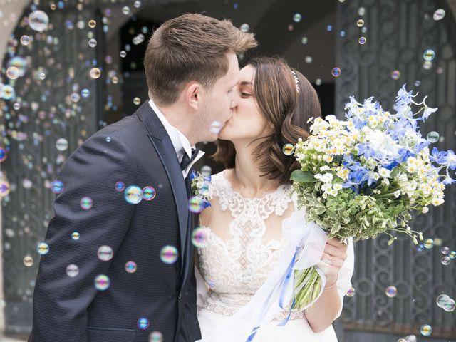 Il matrimonio di Simone e Alice a Saint-Nicolas, Aosta 26
