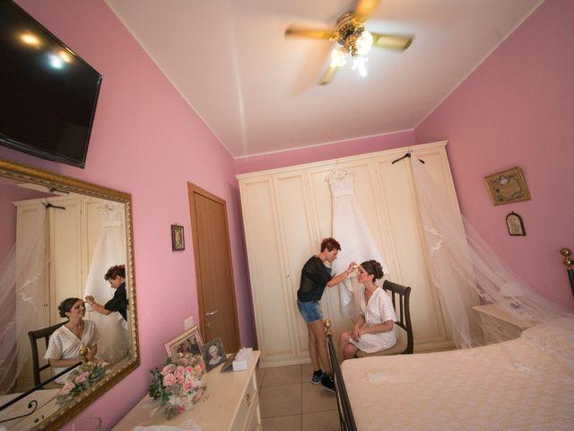Il matrimonio di Benito e Fabiola a Priverno, Latina 5