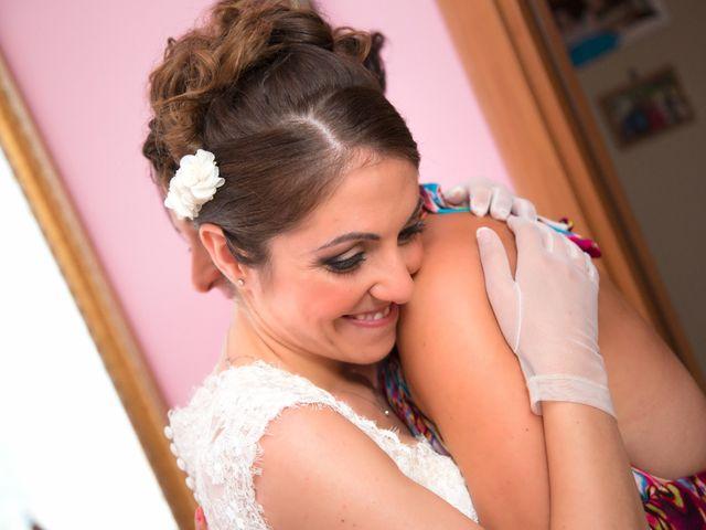 Il matrimonio di Benito e Fabiola a Priverno, Latina 17
