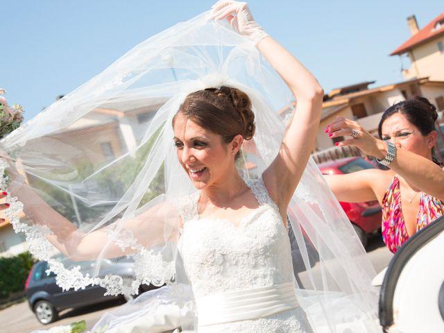 Il matrimonio di Benito e Fabiola a Priverno, Latina 20