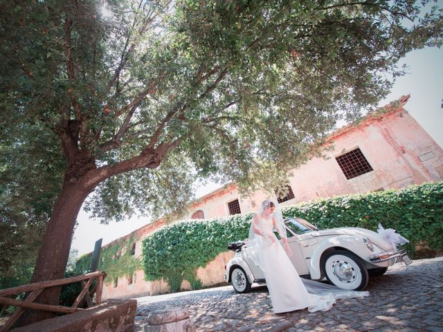 Il matrimonio di Benito e Fabiola a Priverno, Latina 21