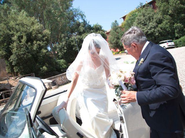 Il matrimonio di Benito e Fabiola a Priverno, Latina 22