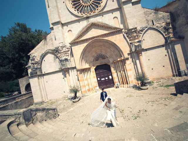 Il matrimonio di Benito e Fabiola a Priverno, Latina 1