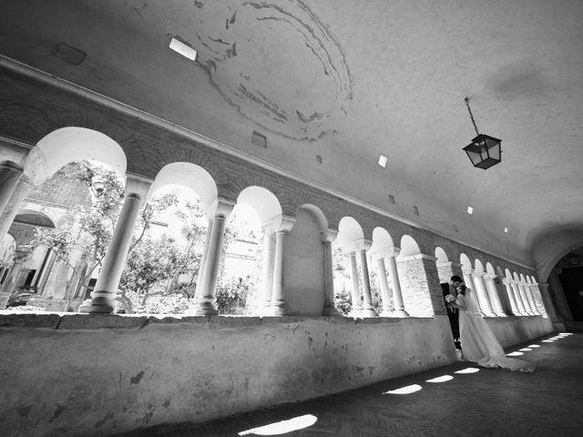 Il matrimonio di Benito e Fabiola a Priverno, Latina 29