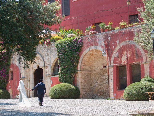Il matrimonio di Benito e Fabiola a Priverno, Latina 36